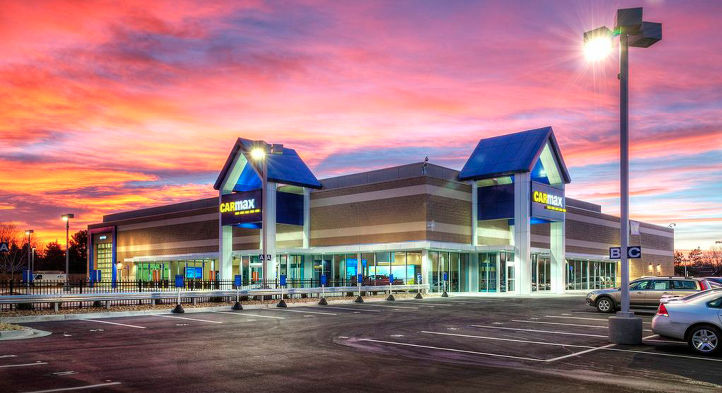 Denver Civil Engineering - CarMax Auto Superstore