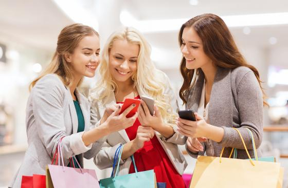 Gen Z Shoppers Prefer Brick-And-Mortar Stores